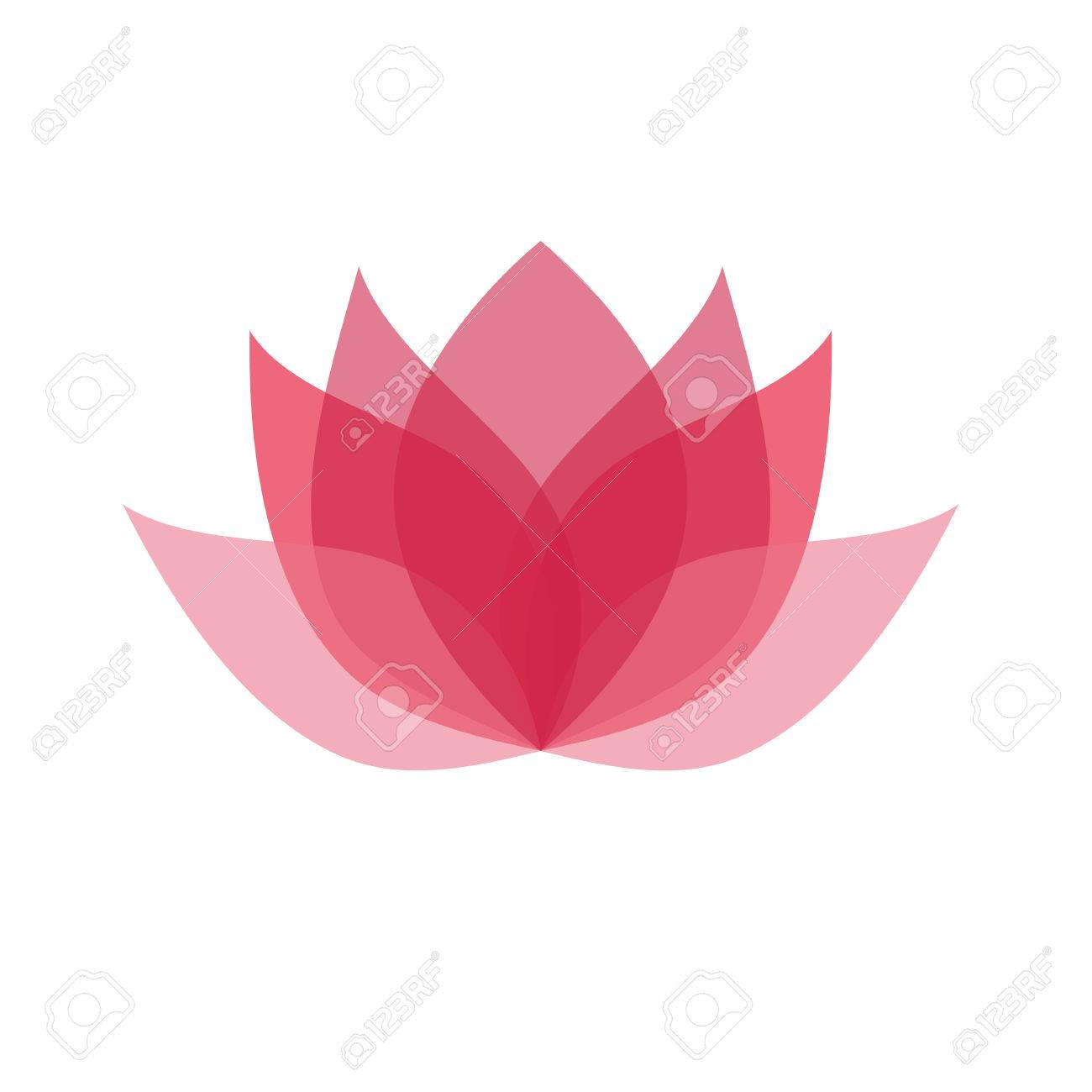 Lotus Logo Lotus Flower Logo Beauty Logo Fashion Logo Vector