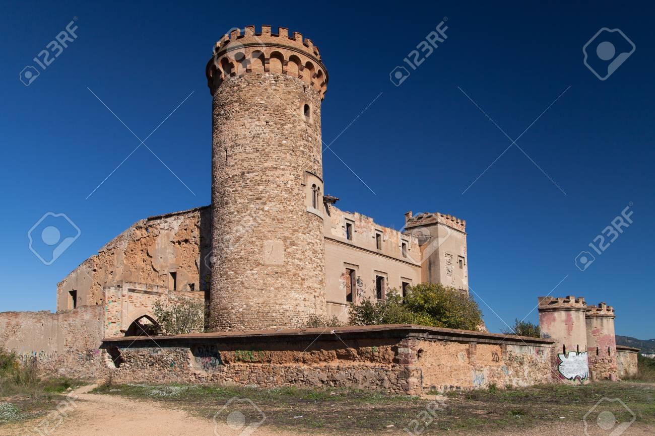 Castle Torre Salvana In Santa Coloma De Cervello 44cd4b6f96d7