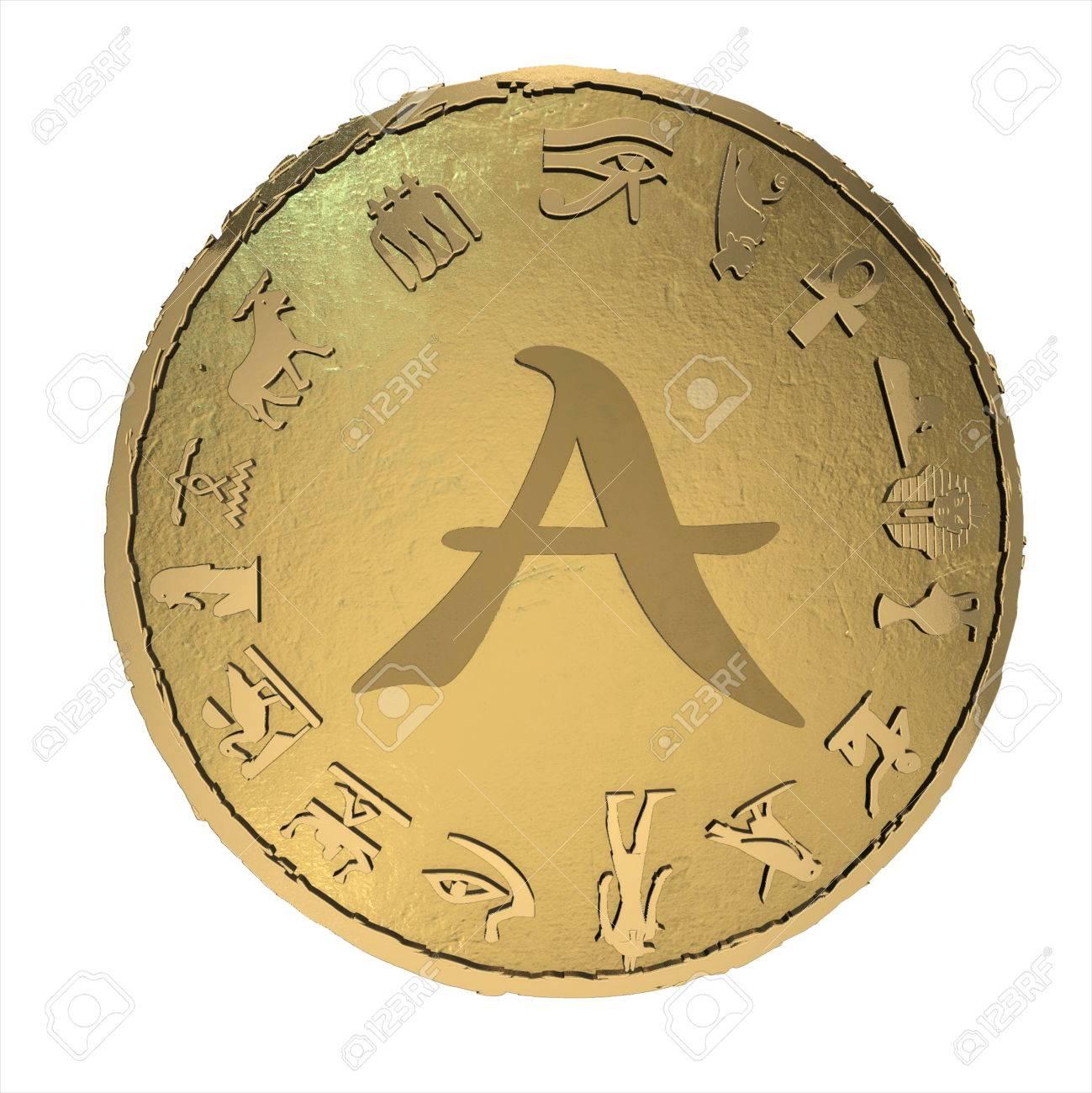 3d golden ancient egypt money stock photo picture and royalty 3d golden ancient egypt money stock photo 54660078 biocorpaavc Images