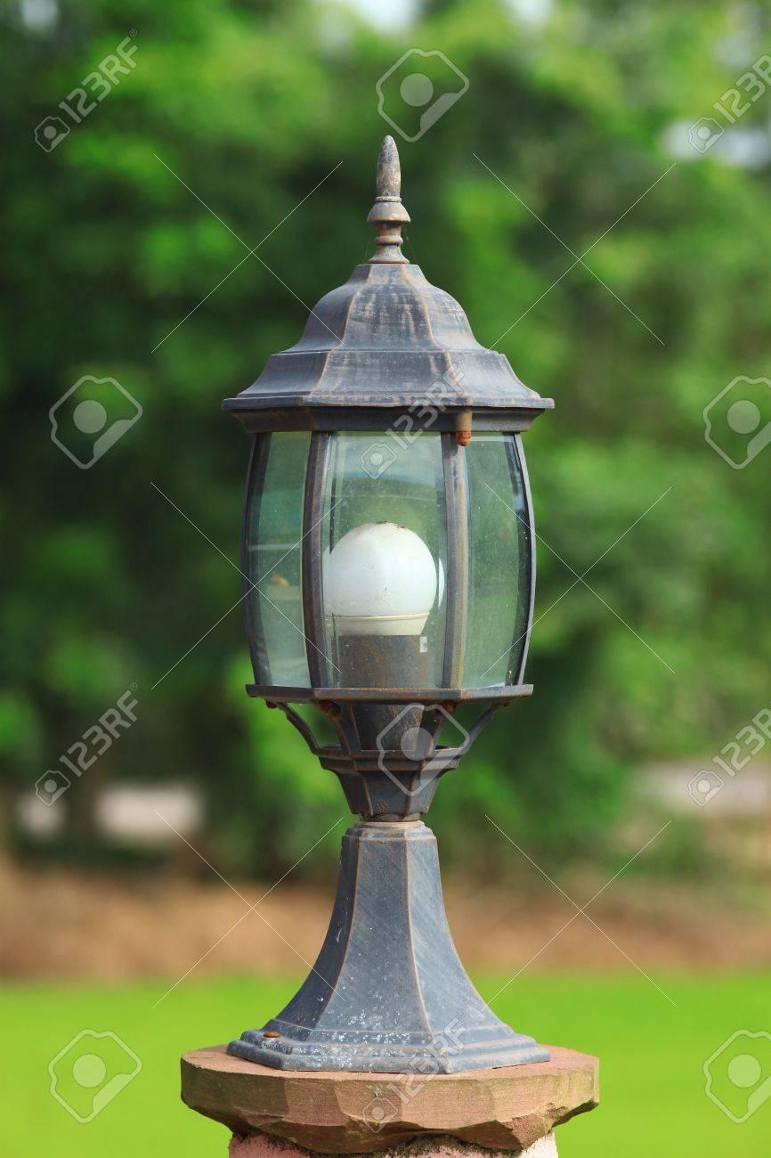 old street lamp Stock Photo - 15490386