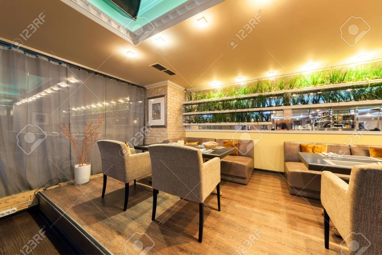 Encantador País Brewster Cocina De Un Restaurante Galería - Como ...