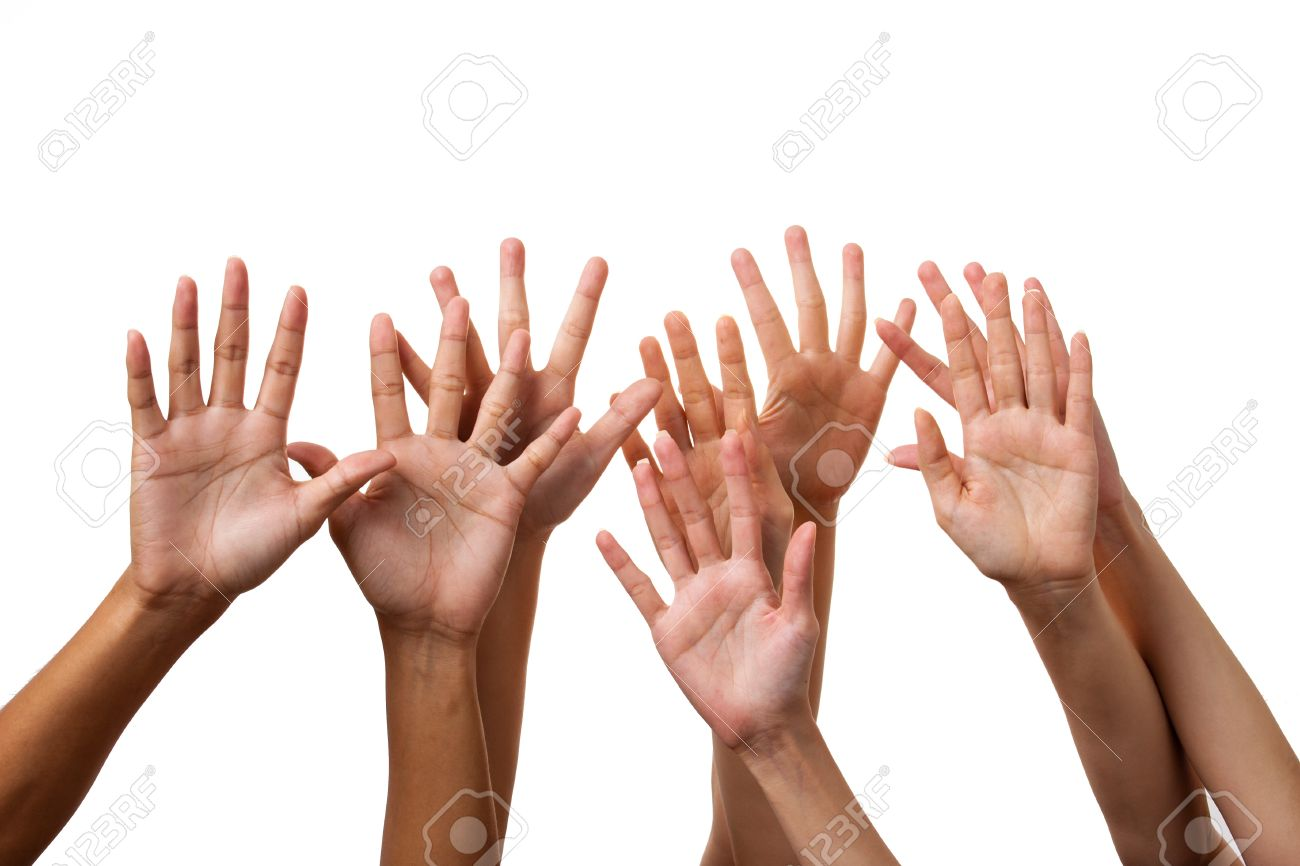 human hand hi five stock photo picture and royalty free image