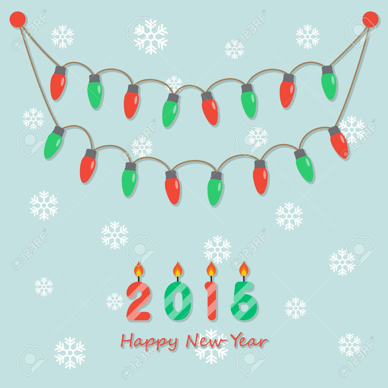 Fee Partei Rote Und Grüne Weihnachten Glühbirnen, Hängend Auf ...