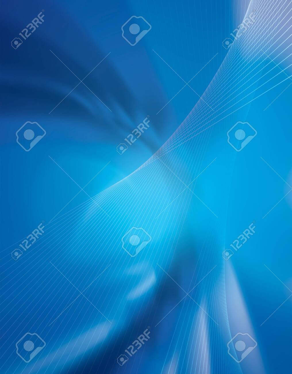 blue black abstract background gradient - 140306745