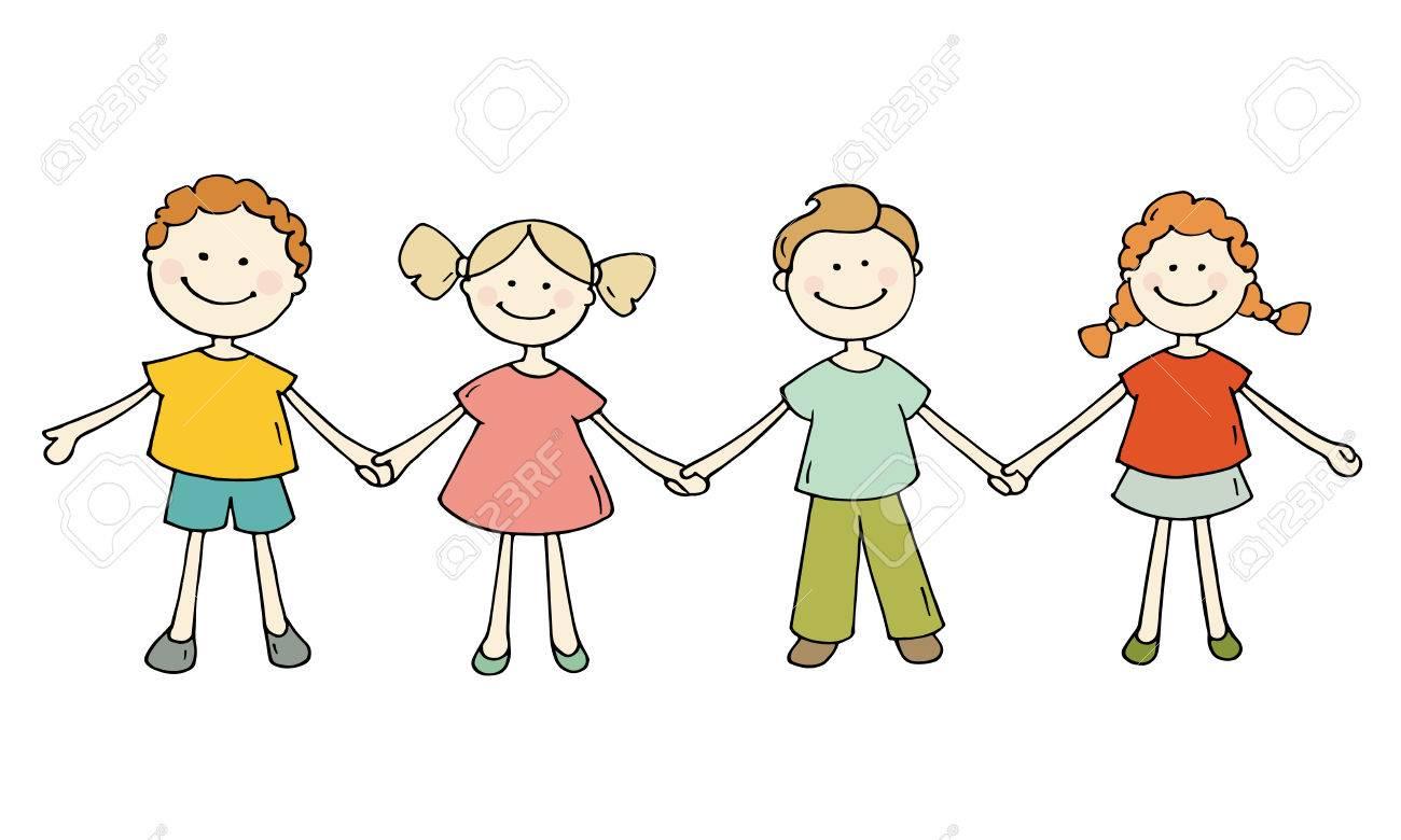 Infantil Dibujos De Manos Animadas Wwwimagenesmycom
