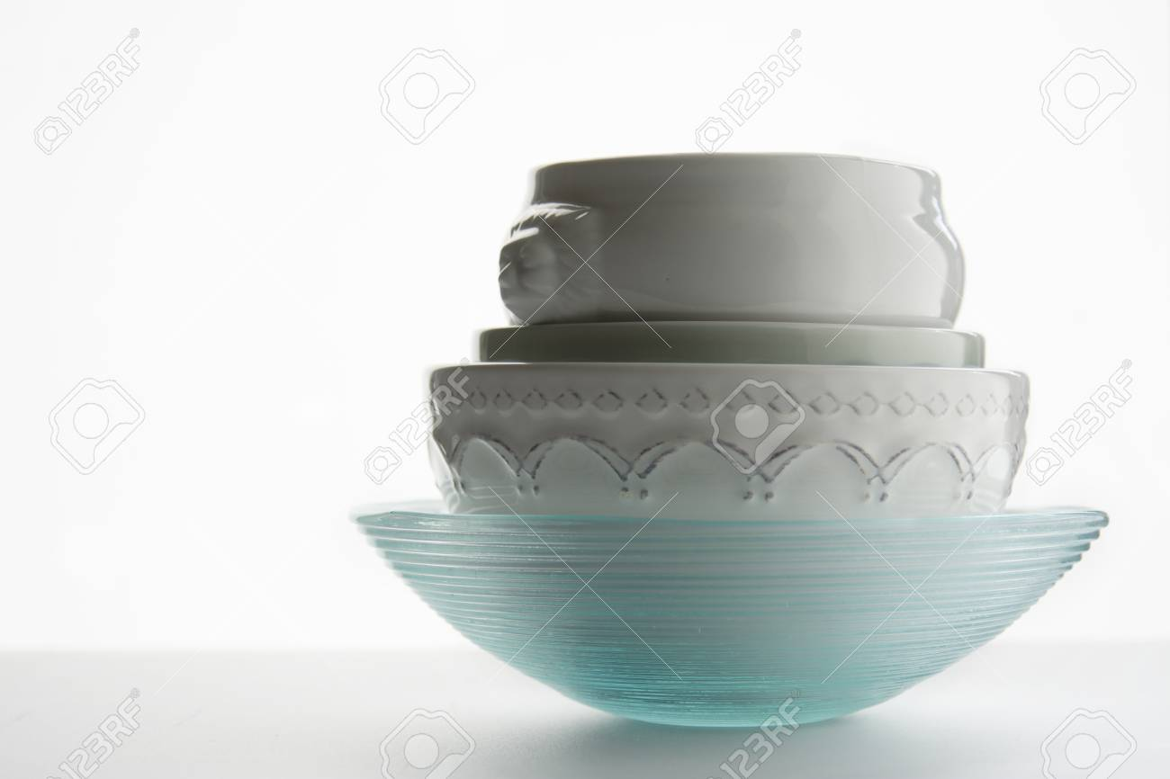 Beautiful Bowls For Kitchen Vignette - Kitchen Cabinets | Ideas ...