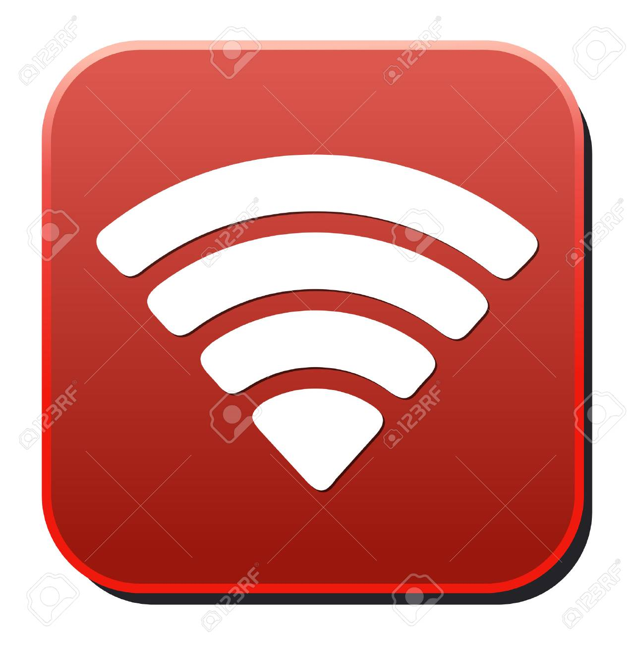 wifi icons for business or commercial use royalty free cliparts