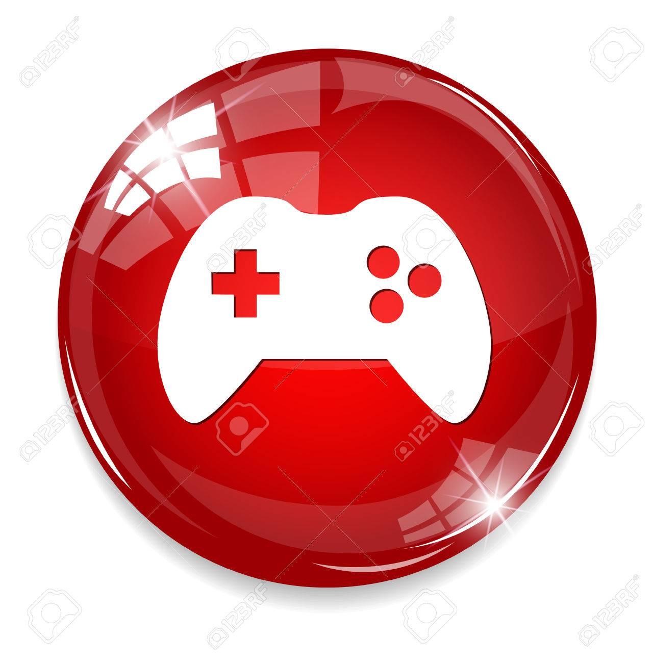 Game Icon Button