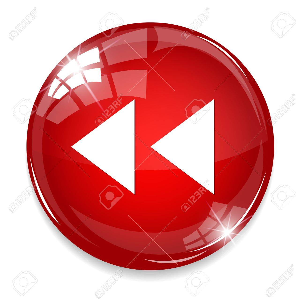 multimedia player button - 32215514