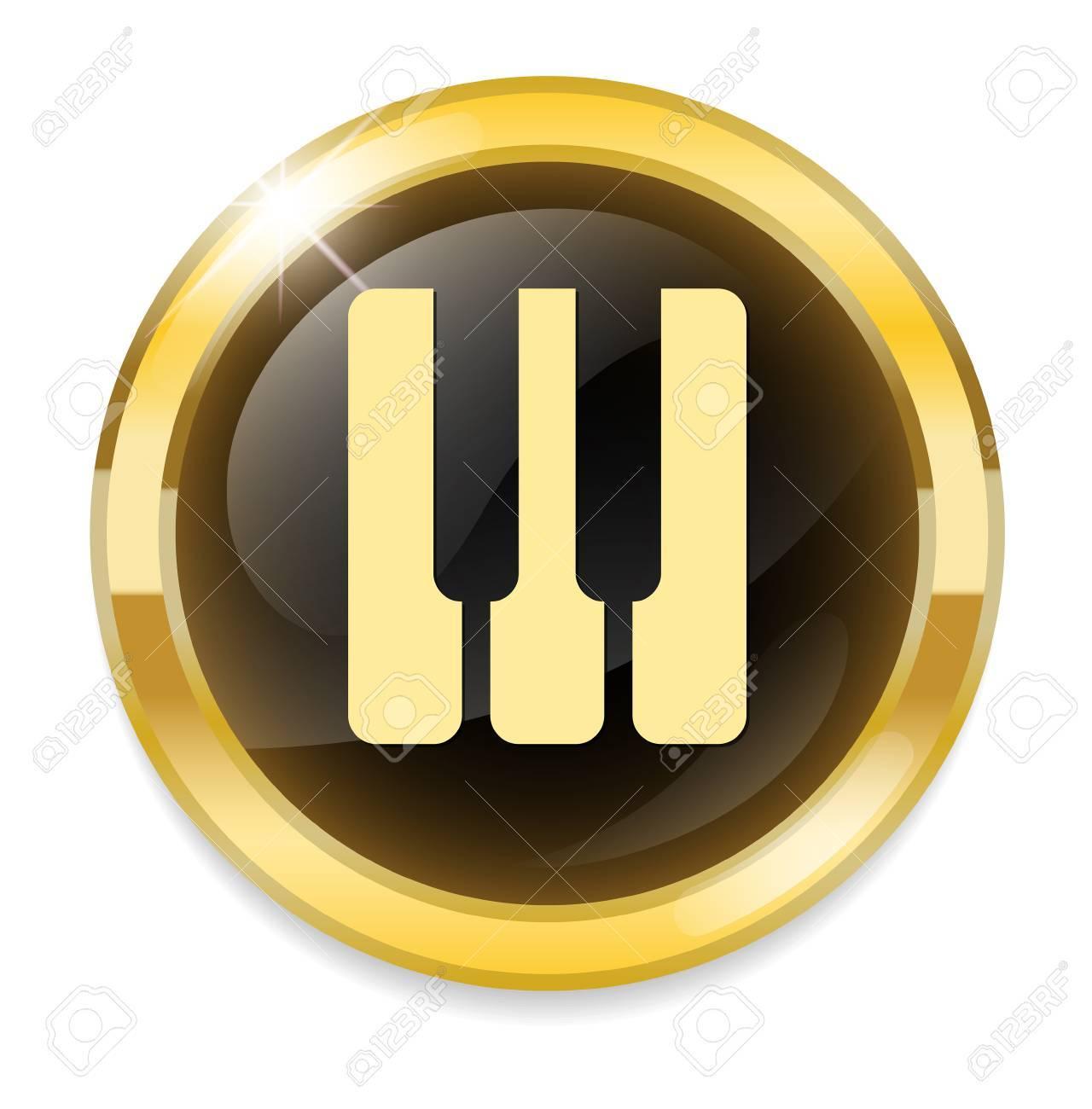 Piano Icon - 32358198