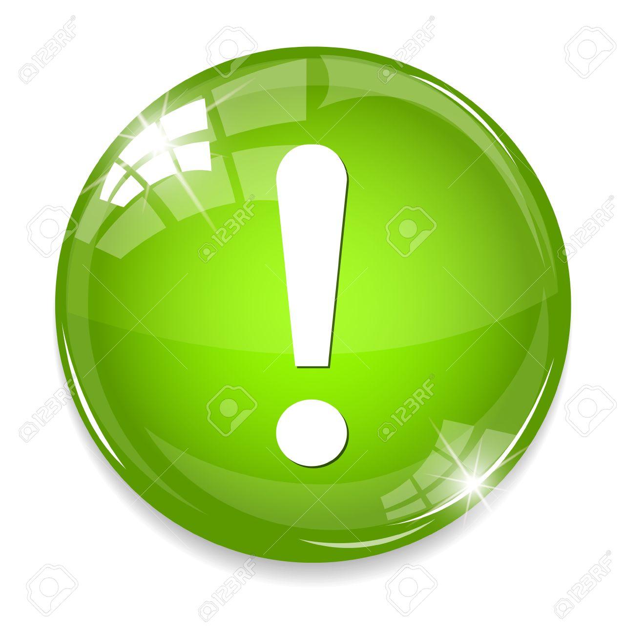 Картинки по запросу клипарт зеленый восклицательный знак