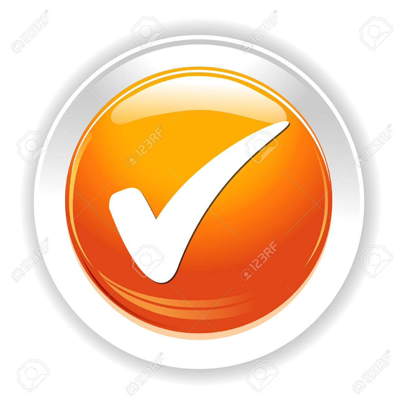 check mark button - 38809036