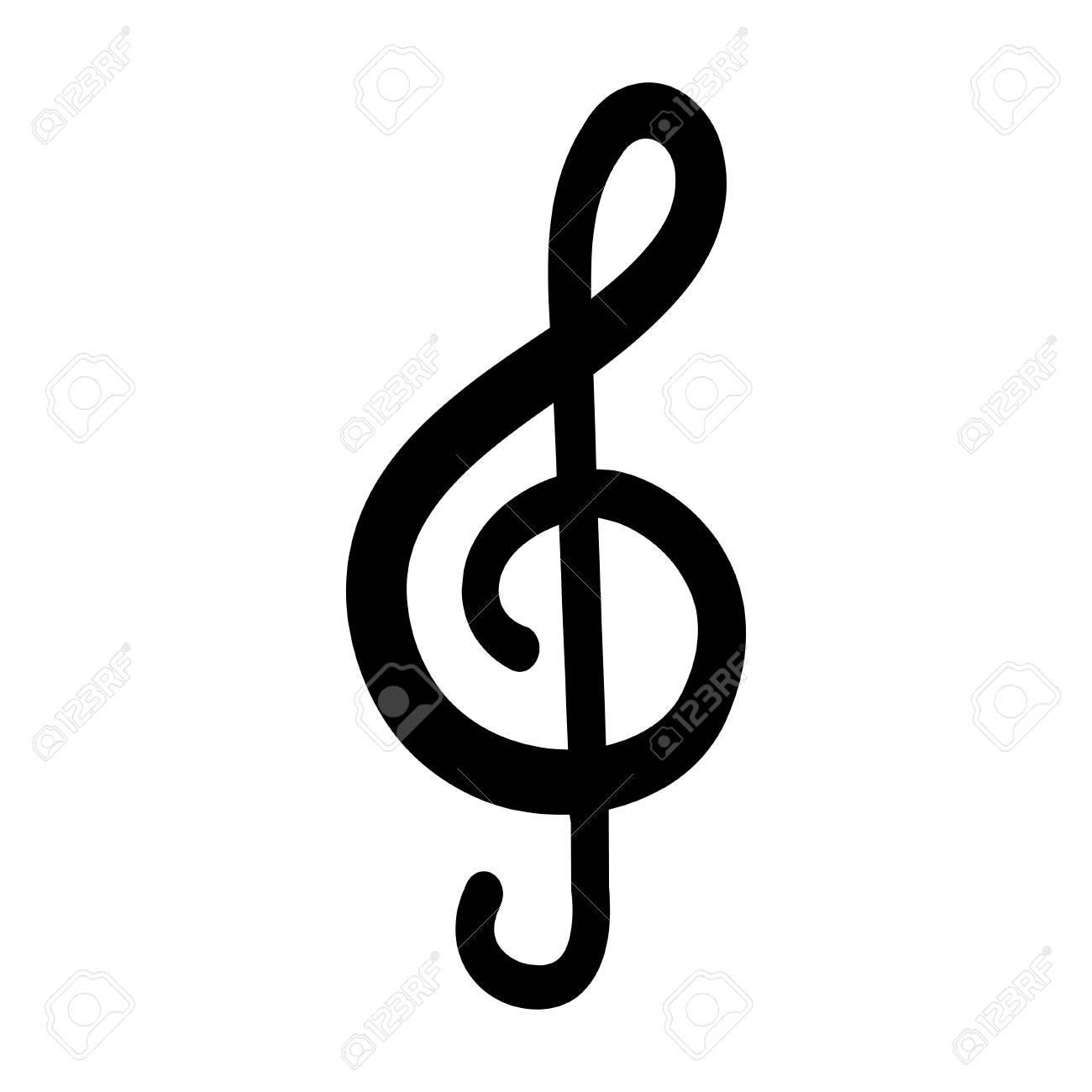 music keynote icon royalty free cliparts vectors and stock rh 123rf com vector music artist vector music notation