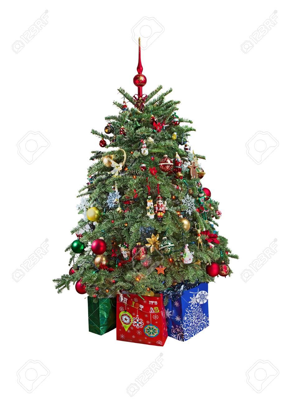 Schmuck Für Weihnachtsbaum.Stock Photo