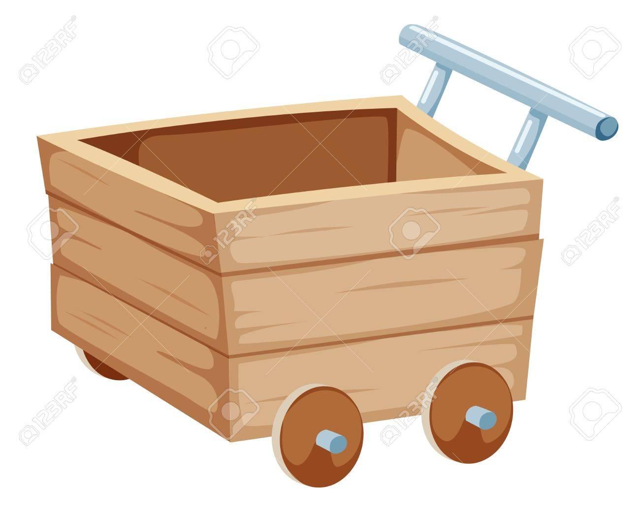 trolley holz
