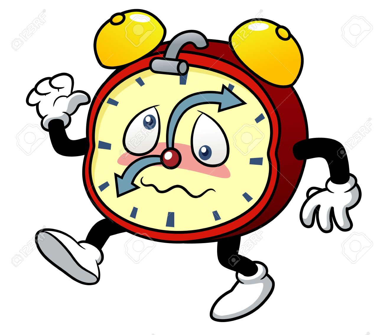Image result for cartoon clock
