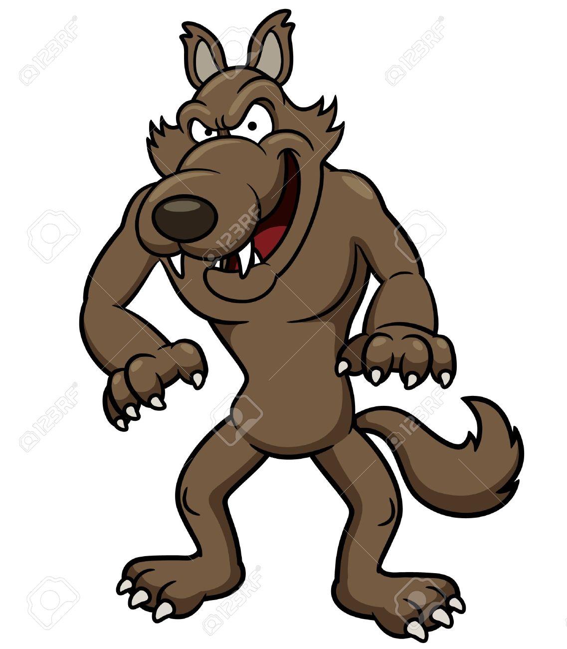 imagenes de lobos animadas