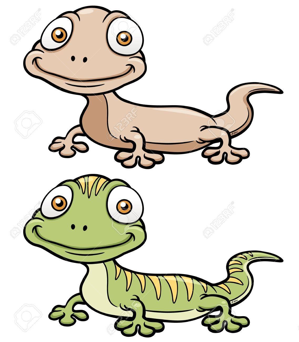 illustration of gecko cartoon royalty free cliparts vectors and rh 123rf com gecko cartoon on youtube gecko cartoon movie
