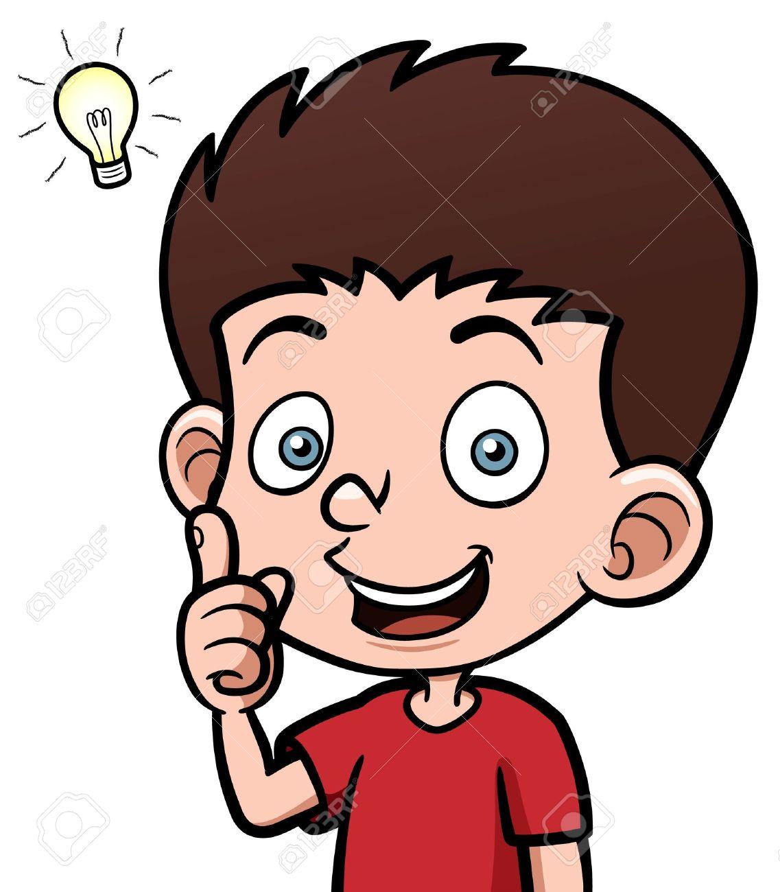 Dave) Businessman Has a Good Idea clipart. Free download transparent .PNG    Creazilla