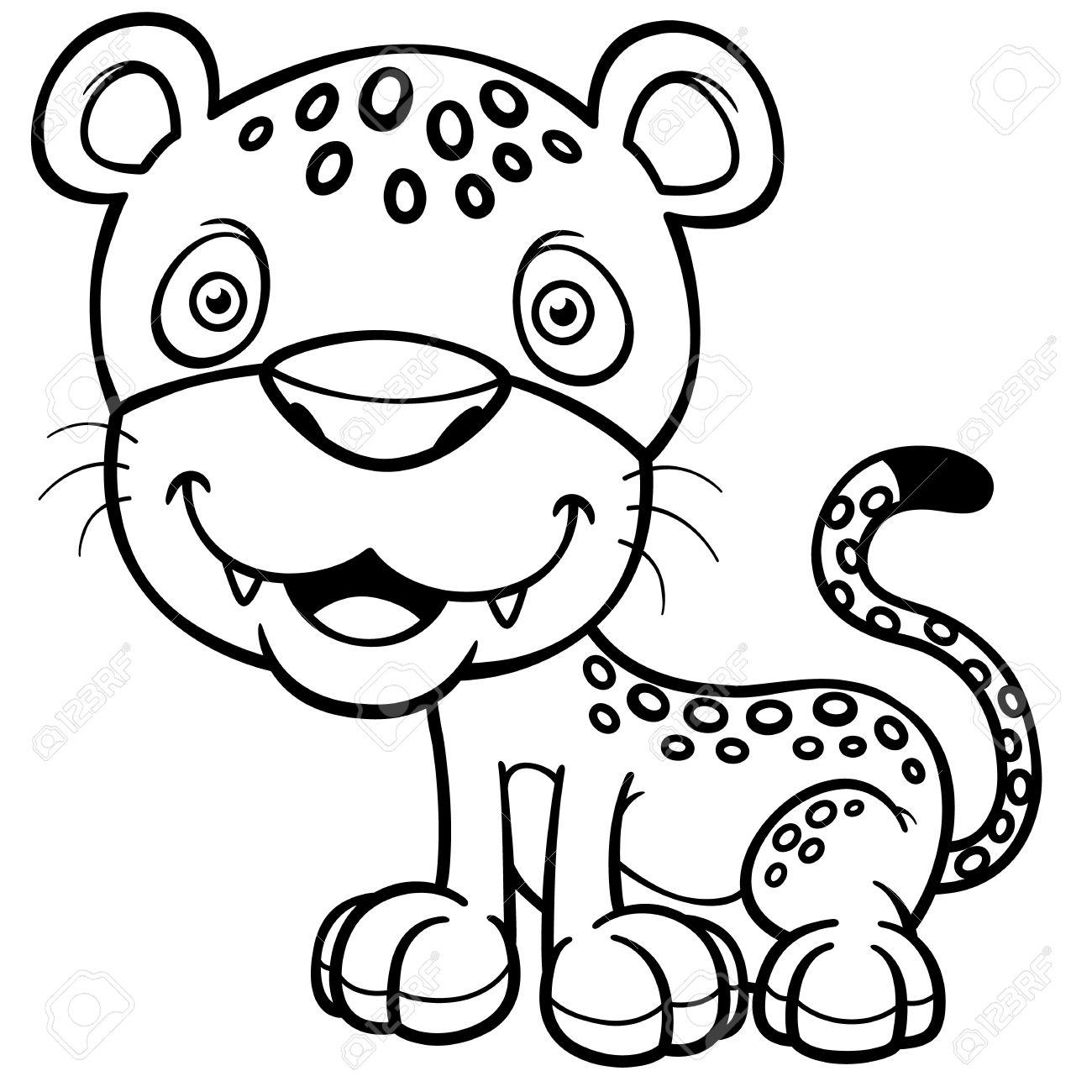 Lujo J Es Para Jaguar Para Colorear Colorear J Para Jaguar Adorno ...