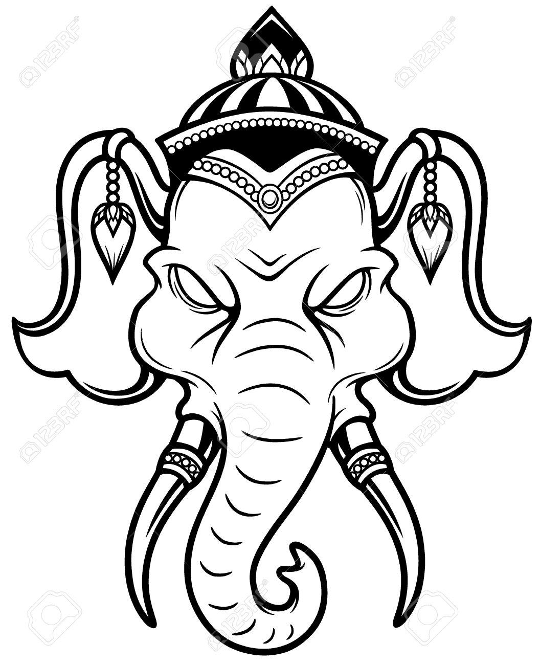illustration of Elepha...