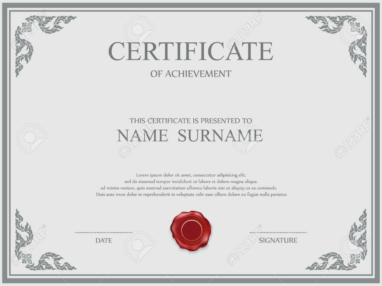 Funky Beispiel Congratulations Zertifikate Component - FORTSETZUNG ...