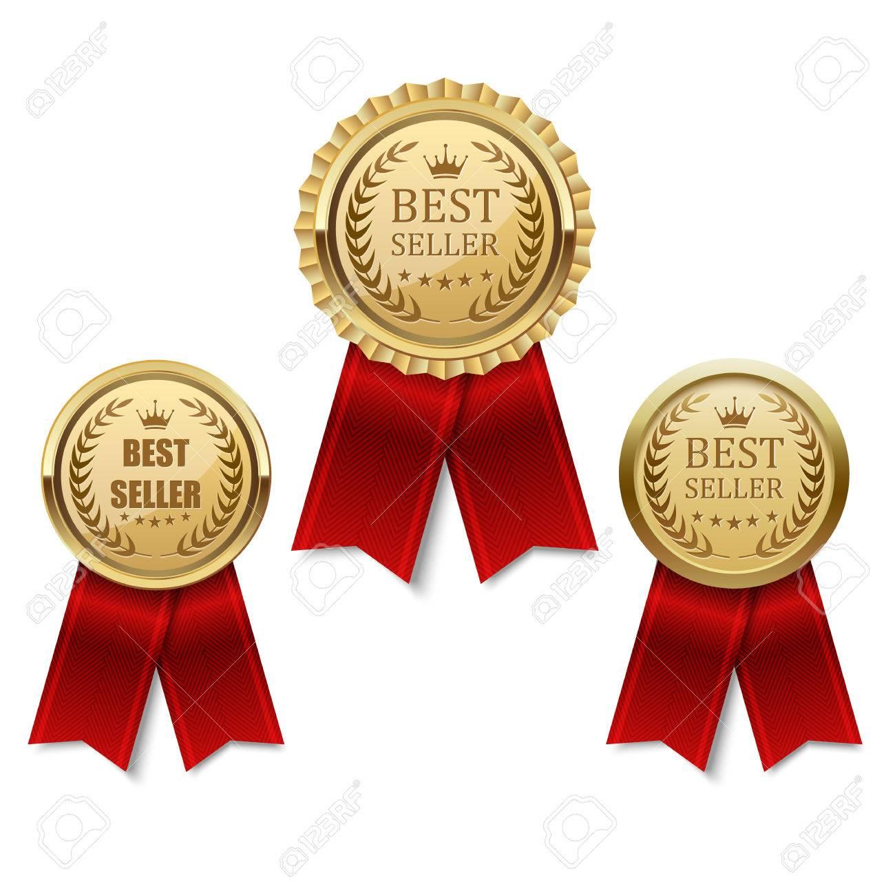 Set of Best seller golden label - 53161914