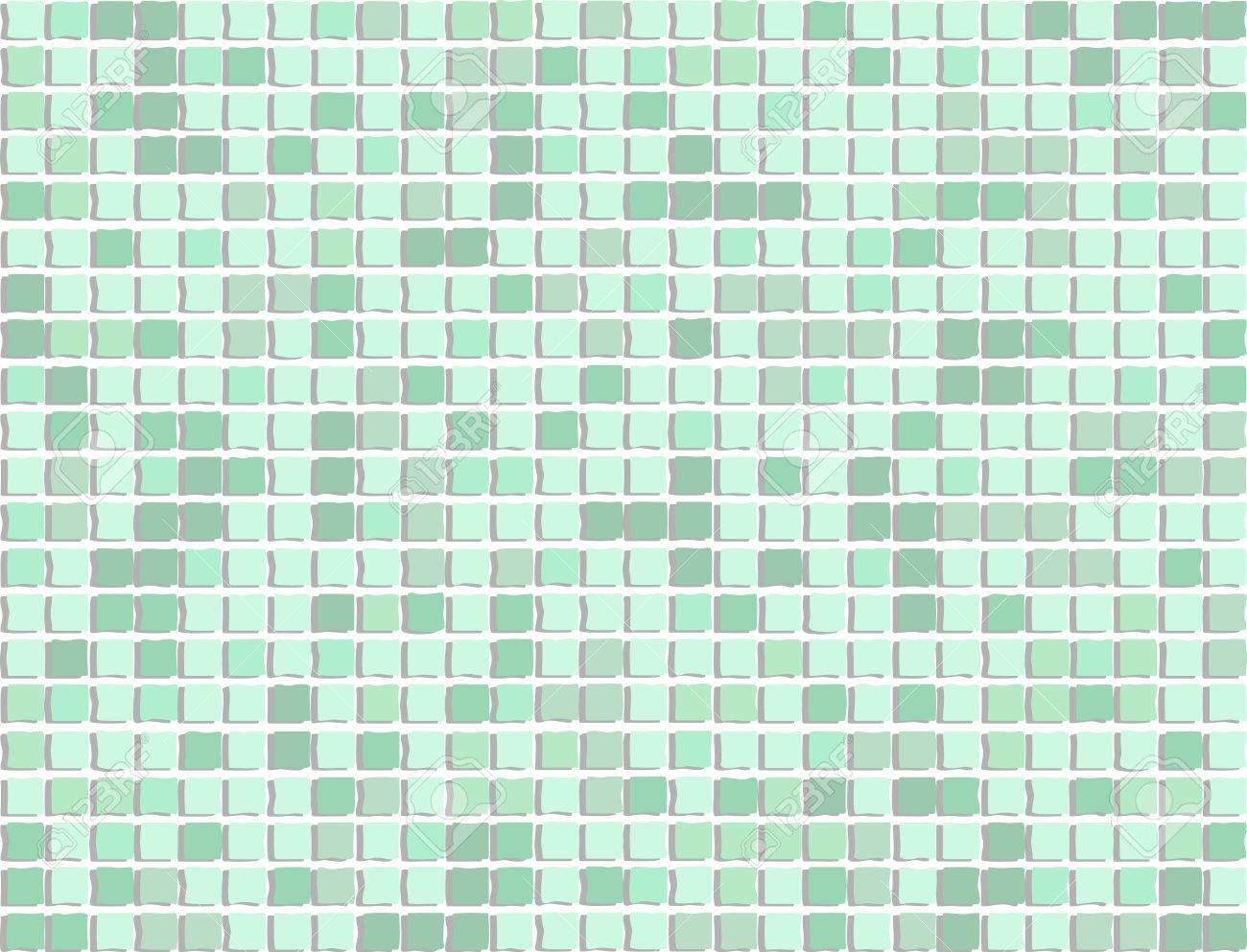 Abstract background with mosaic Stock Vector - 5681881