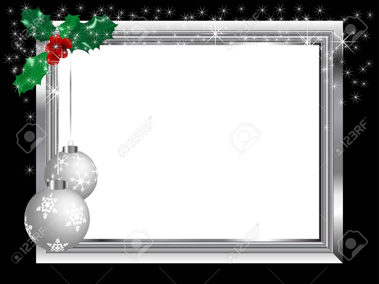 Christmas abstract background  with balls - vector illustration Stock Vector - 6011199