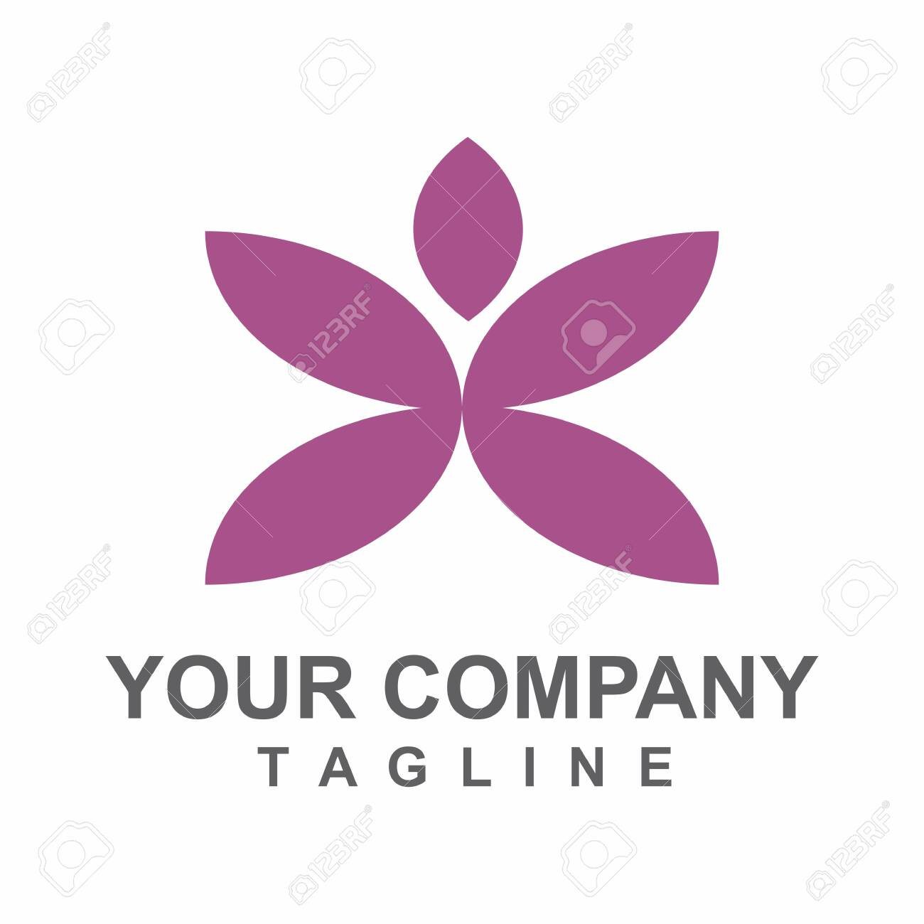 Spa And Aesthetic Vector Logo And Icon Royalty Free Cliparts Vectors And Stock Illustration Image 150988300