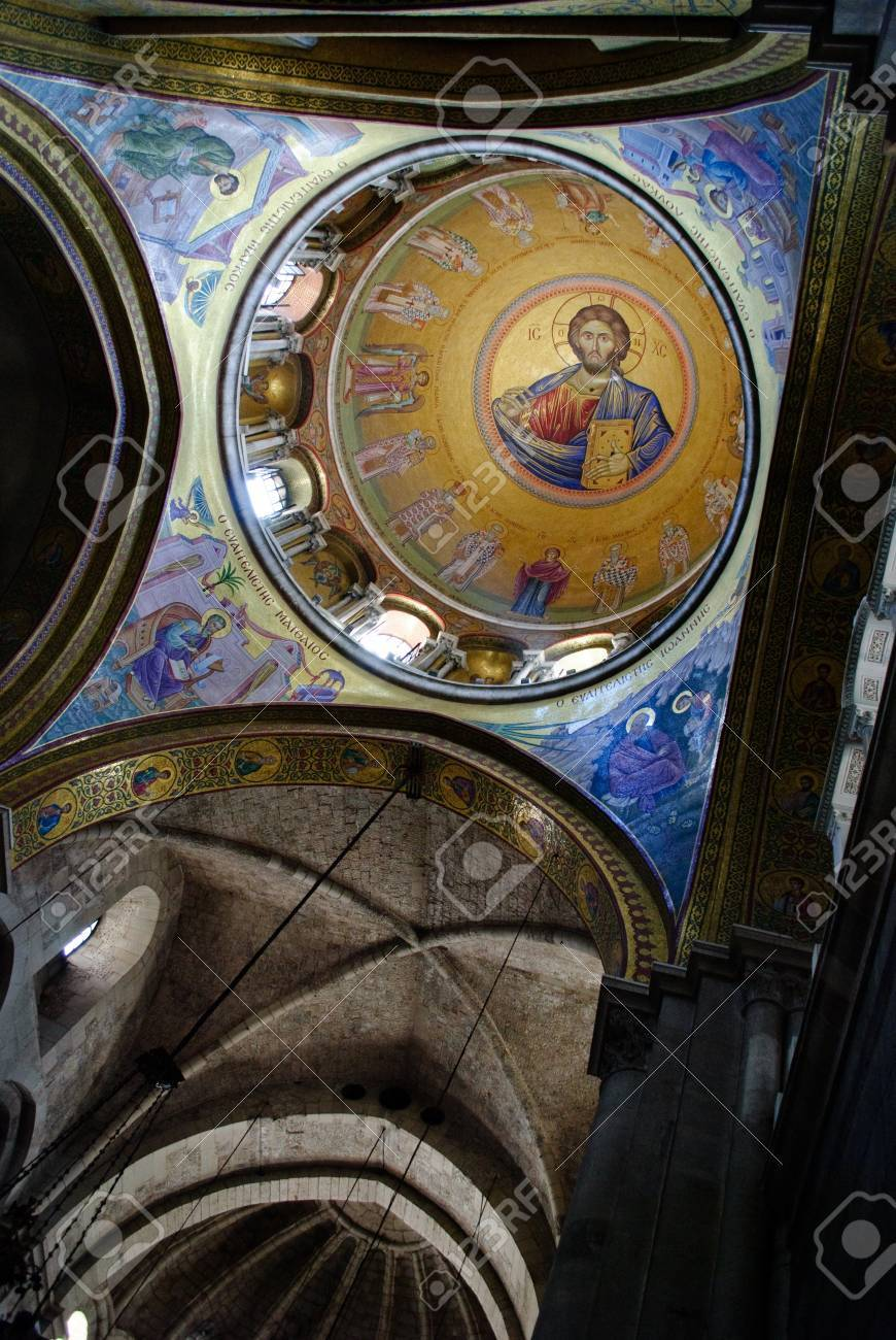 Church of the Holy Sepulchre, Jerusalem Stock Photo - 21844035