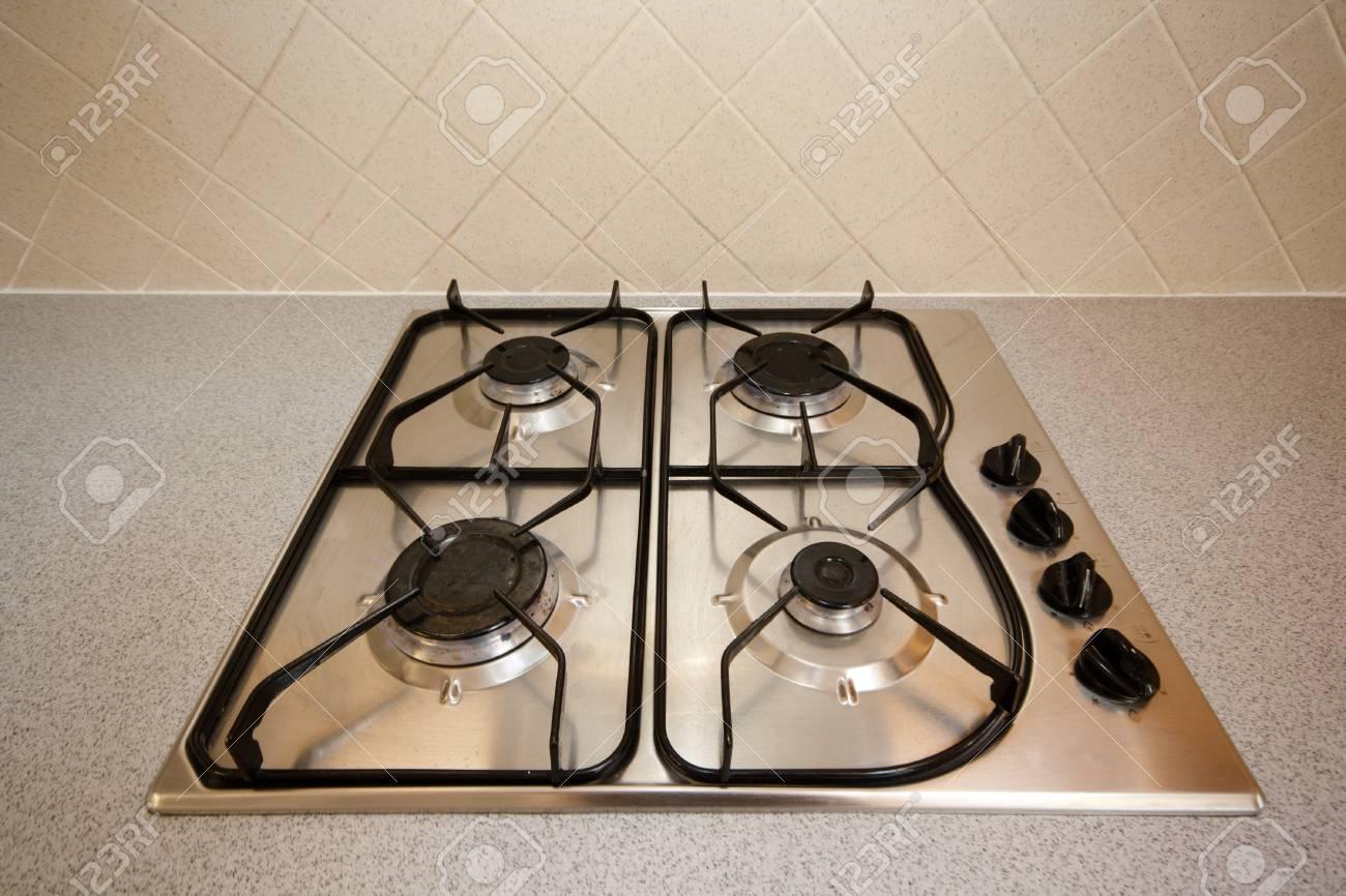 gas stove detail Stock Photo - 22924752