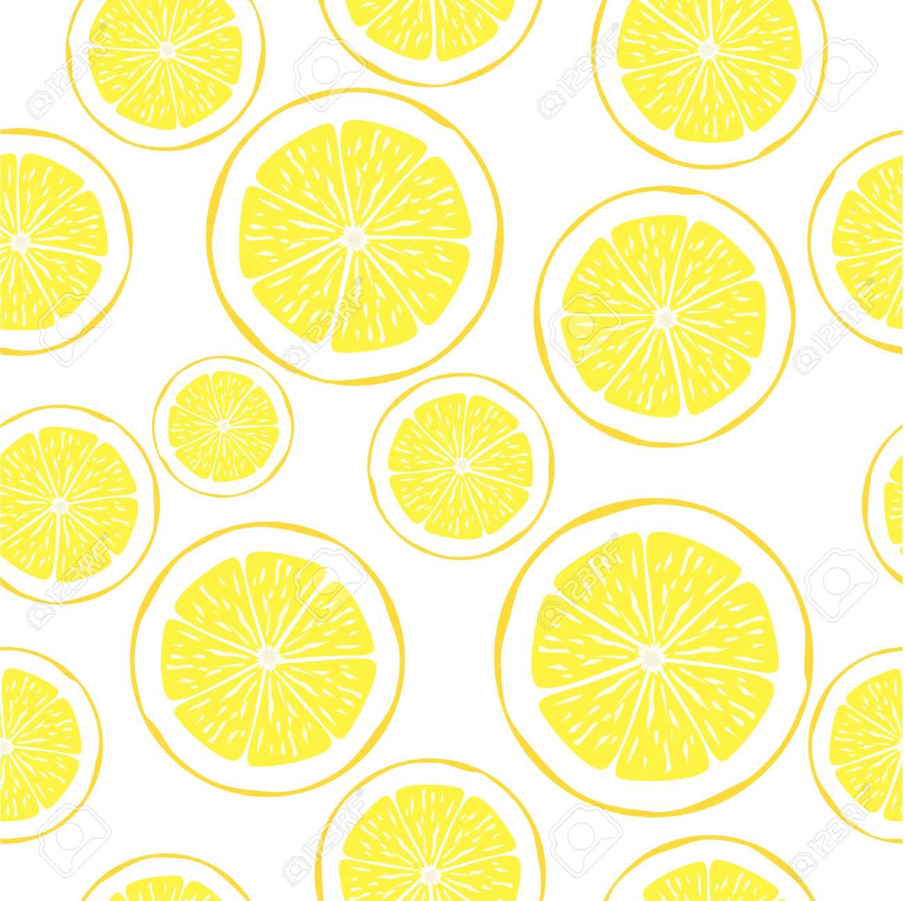ベクトル レモン新鮮なレモンの果実ベクトル イラスト集かわいい