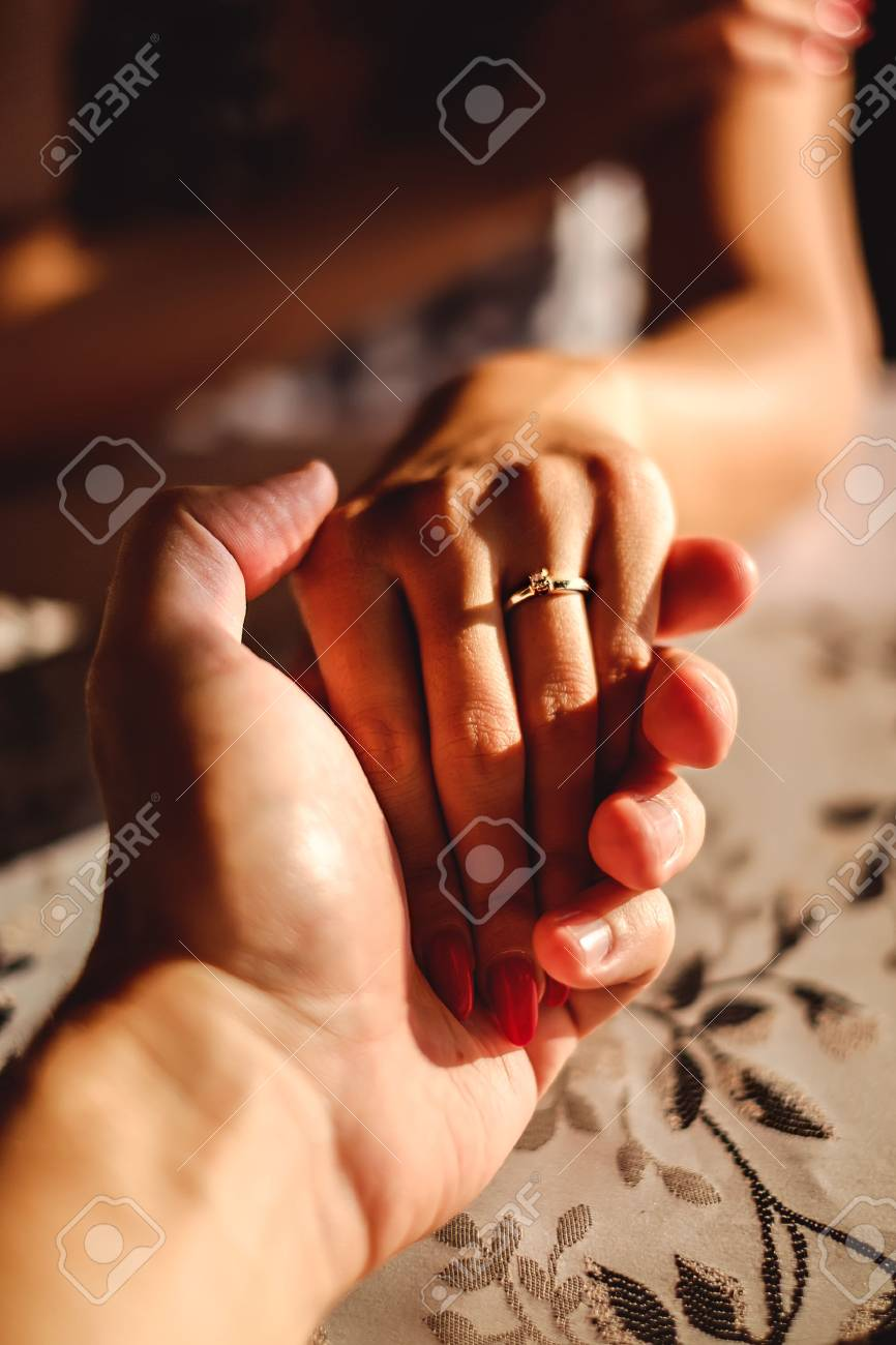 ehering linke hand