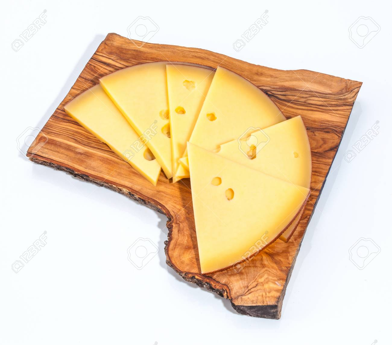 Cheese isolated and served Stock Photo - 55118190