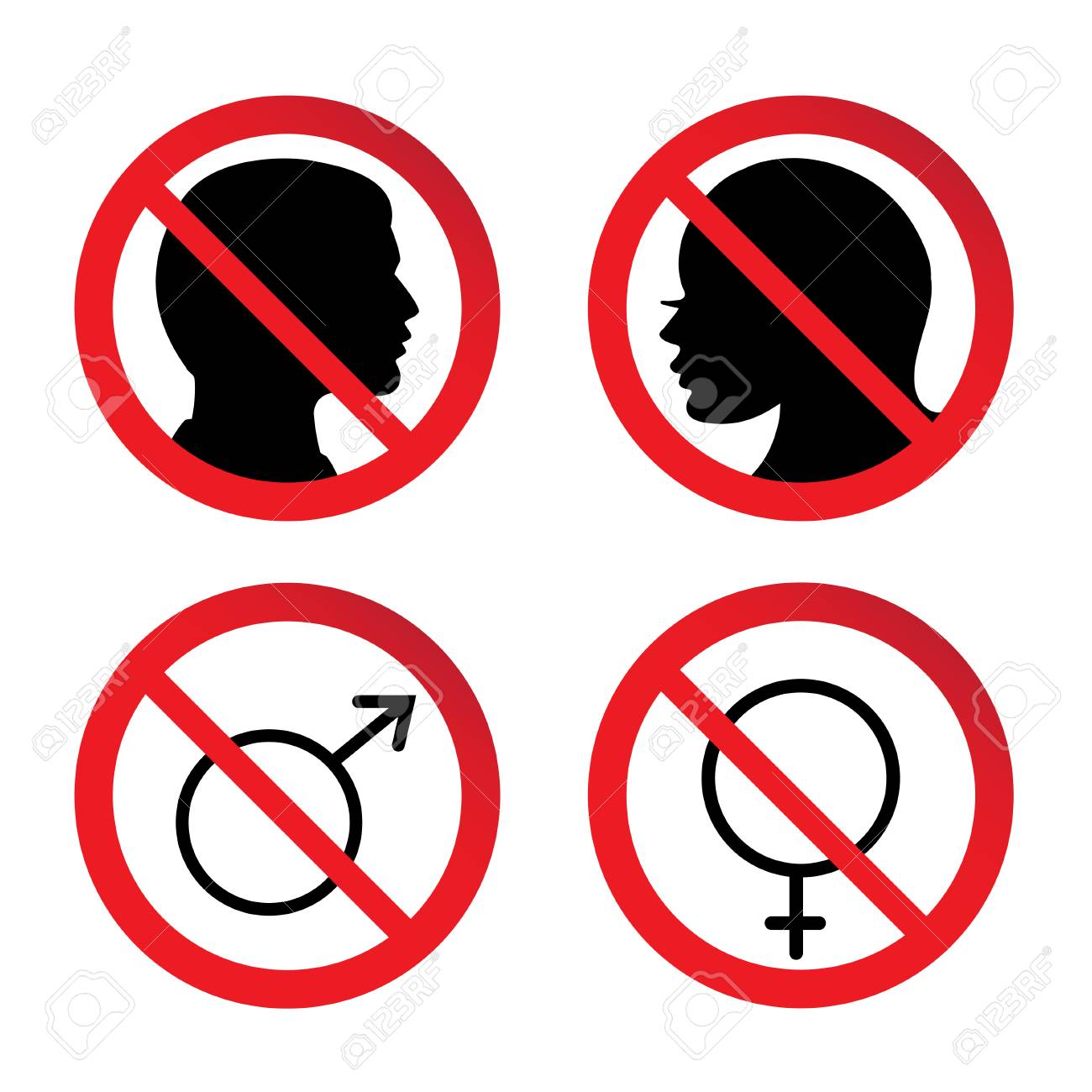 No man and woman entry sign no ban or stop signs male and no man and woman entry sign no ban or stop signs male and buycottarizona