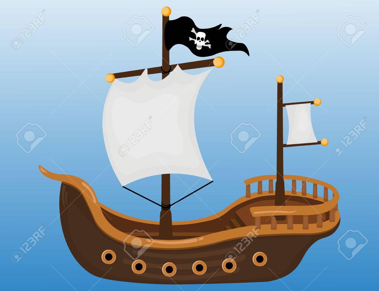 Pirate ship - 39803657