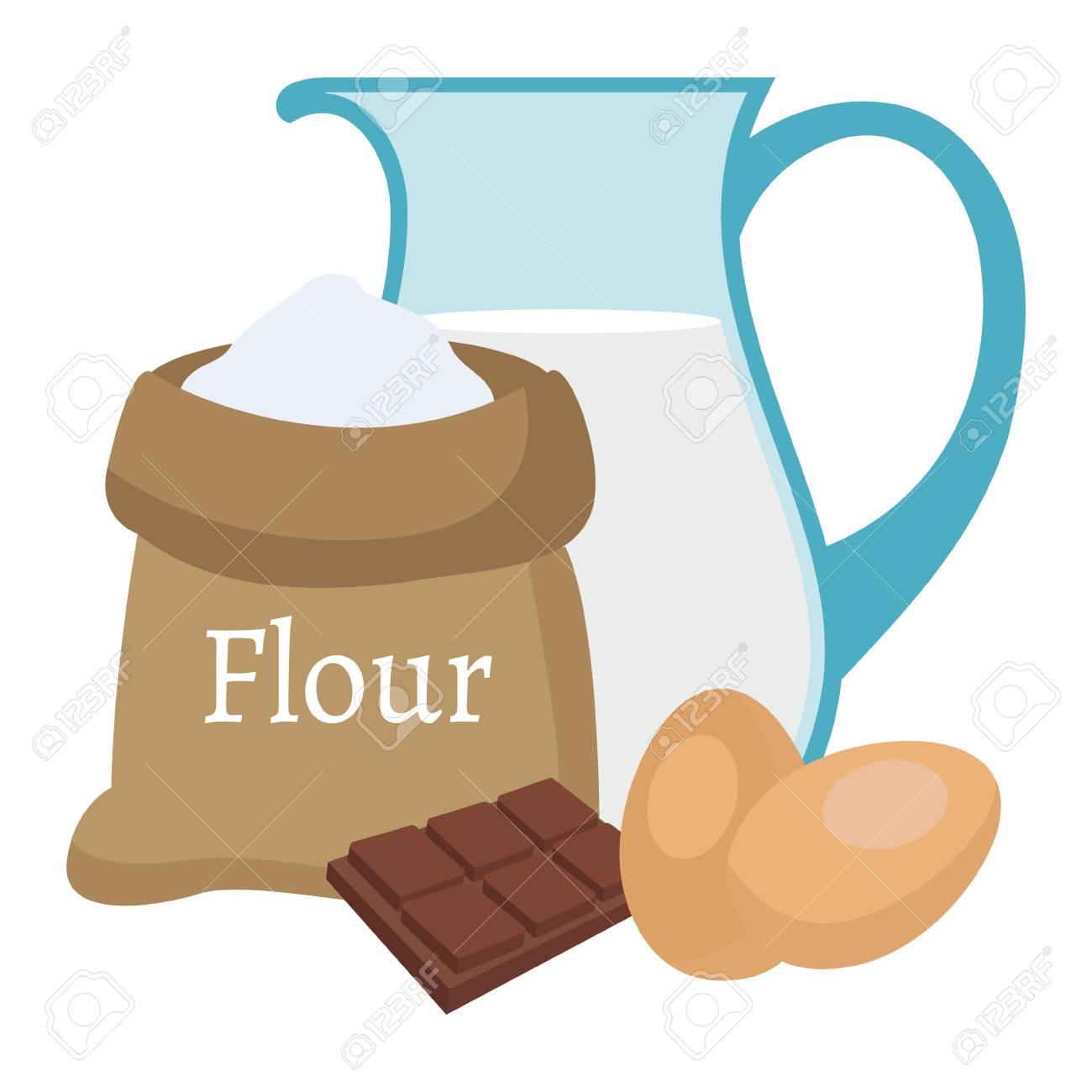 View Flour Clipart Free