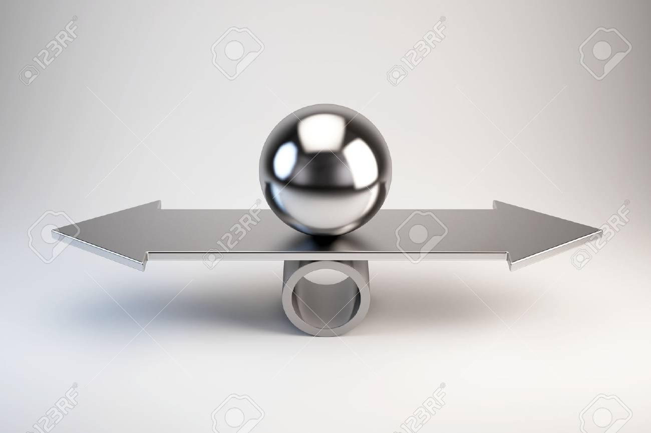 Balance and choice concept - 62429853