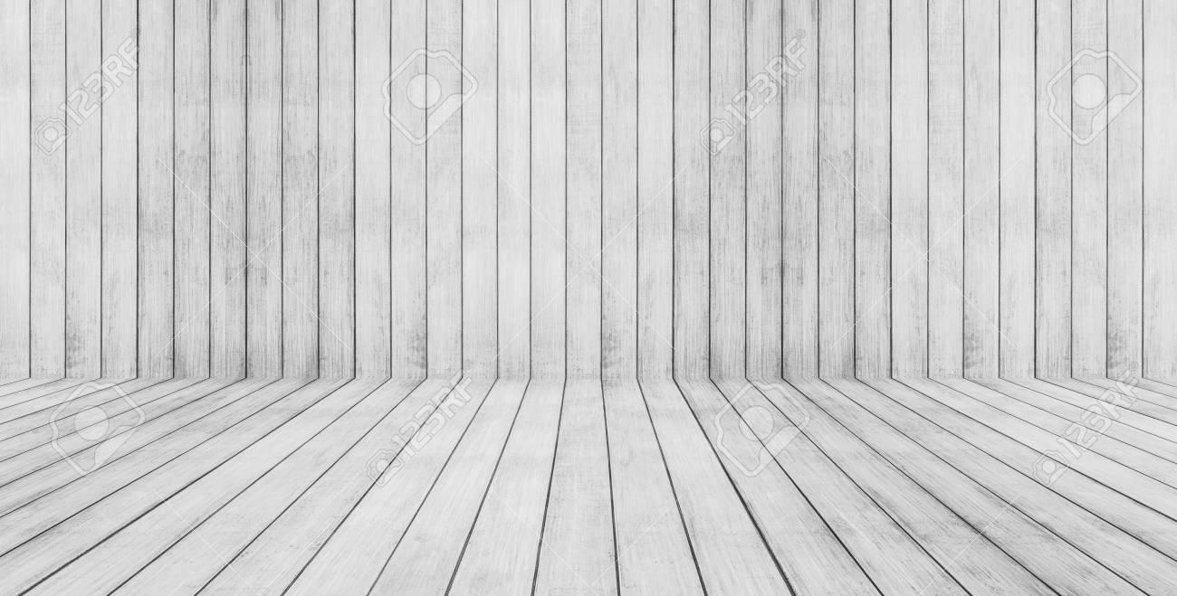 Holz Textur Hintergrund Weisse Holzwand Und Boden Lizenzfreie Fotos