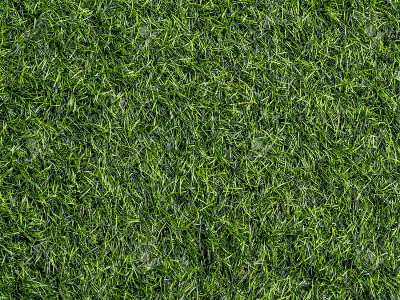Texture of plastic artificial grass of school yard - 172430101