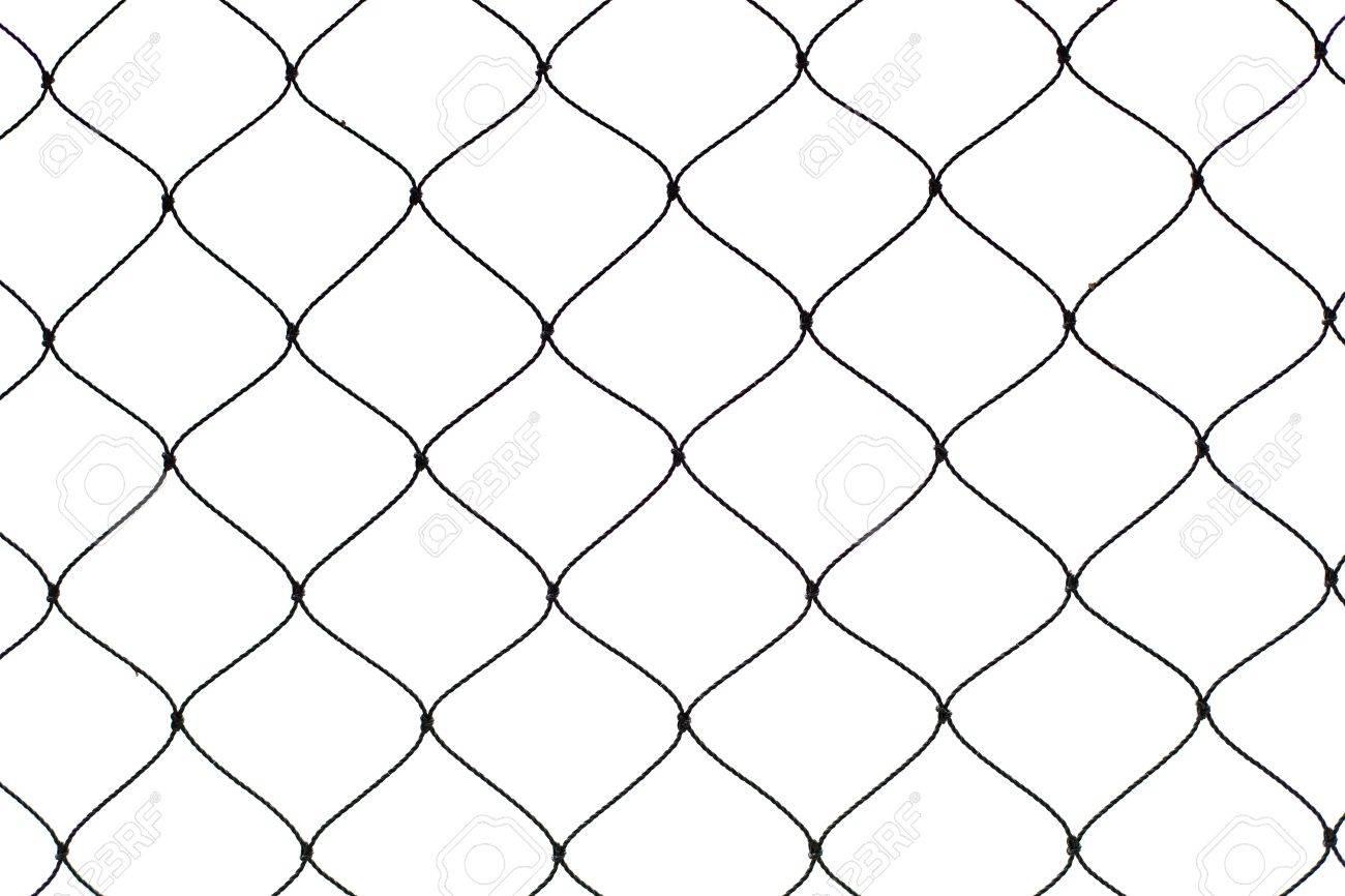 net isolate texture Stock Photo - 15013908