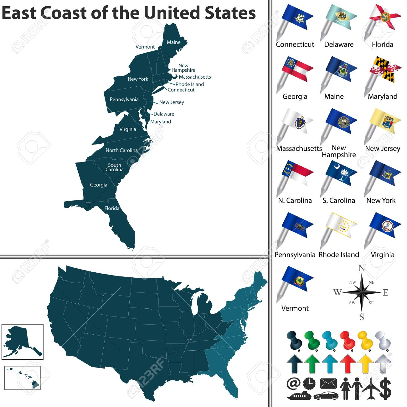Rutgers Cartography Lab EZPass New York Participating Toll - Us zip code new jersey
