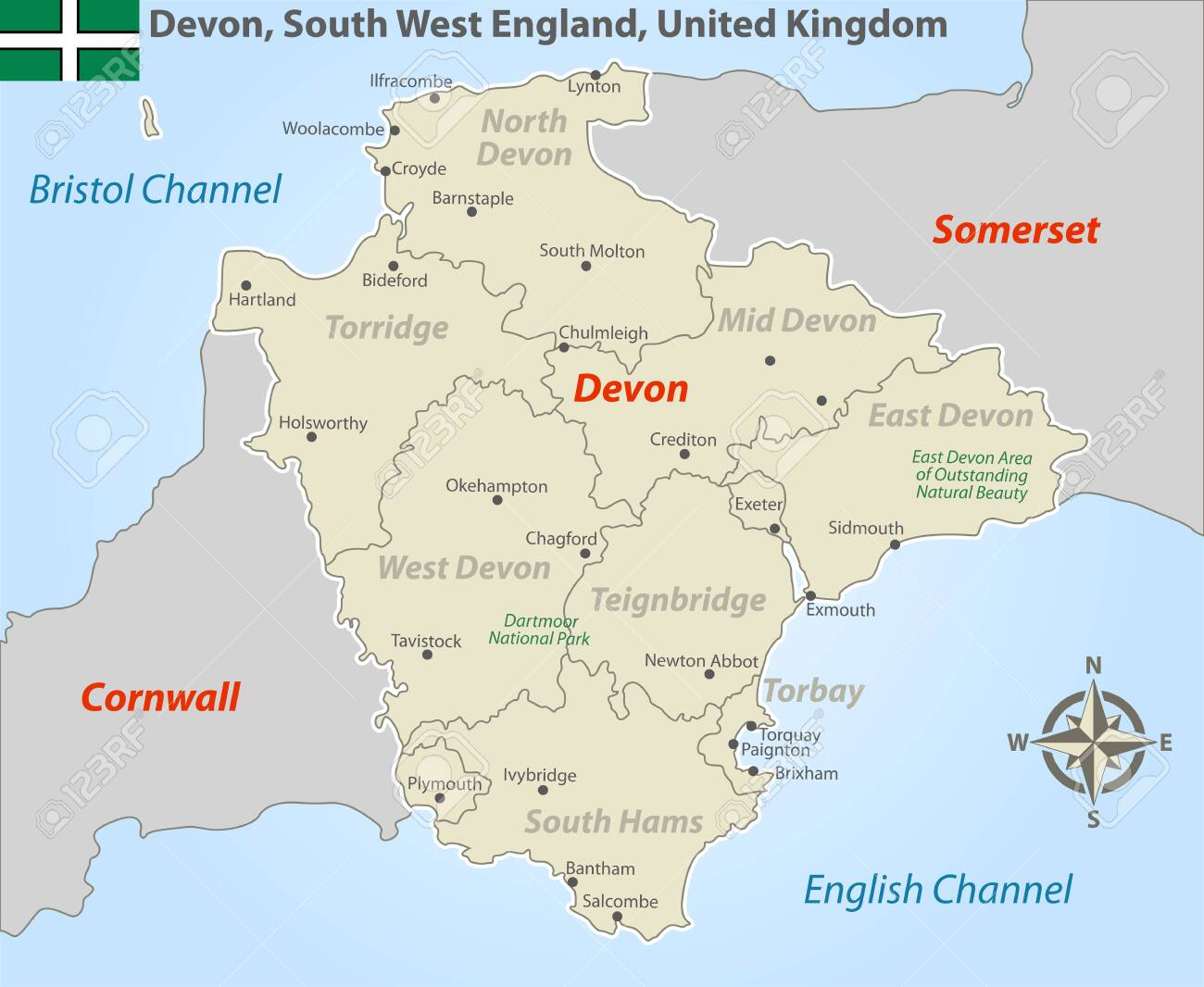 West cities south england 8 Great