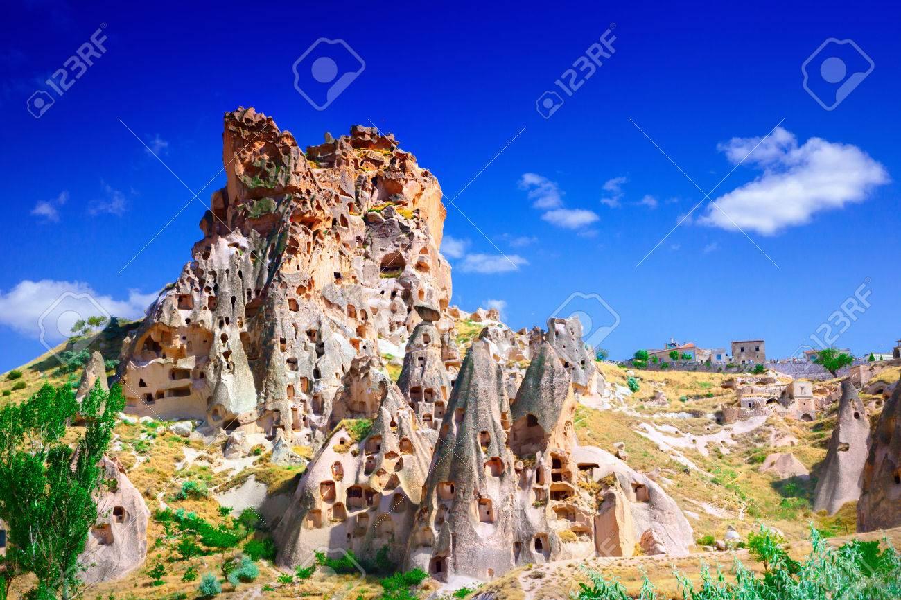 Stone formation in Cappadocia Turkey - 40966482