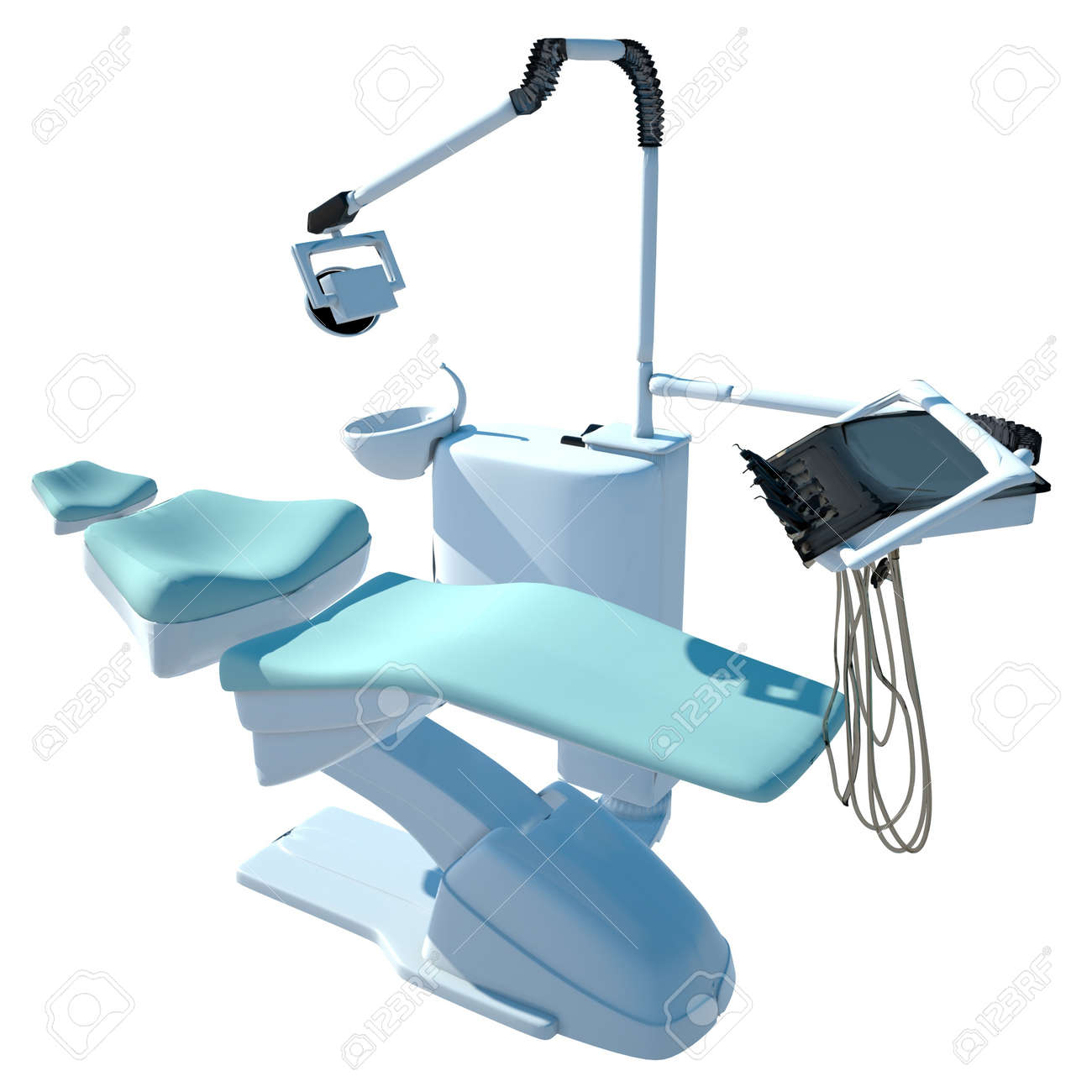 Dental Chair Stock Photo, Picture And Royalty Free Image. Image ...