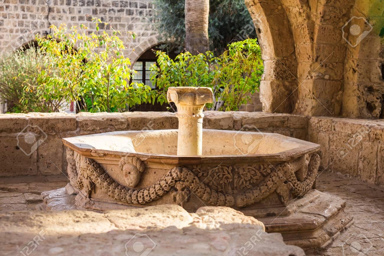 Water fountain outdoor fountain park garden fountains stock photo 76002113