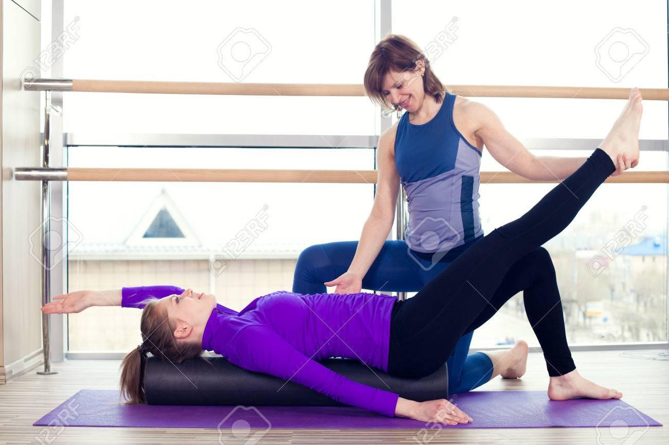 pilates trainer
