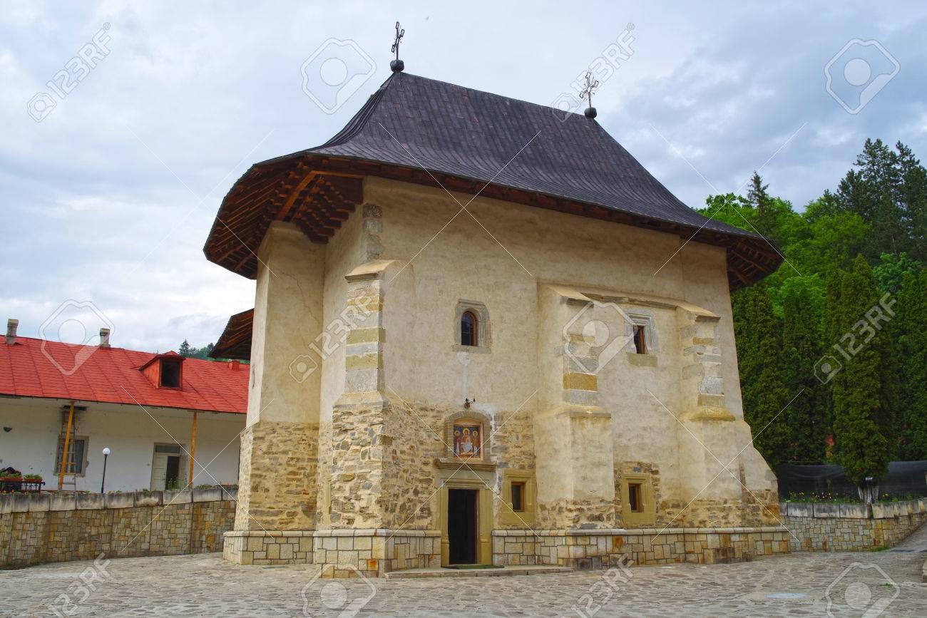 モルダヴィアの Pangarati 修道...