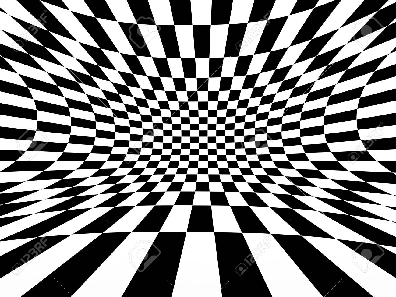 checker back and white pattern background Stock Photo - 14761528